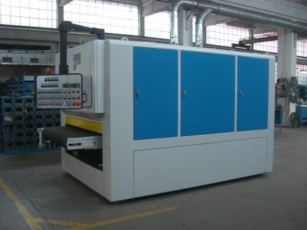 Bürsten- Strukturier- Glätt- Maschinen (10)