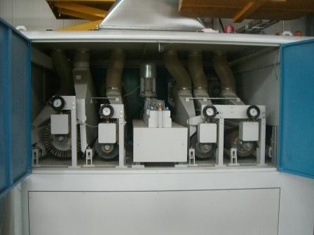 Bürsten- Strukturier- Glätt- Maschinen (2)