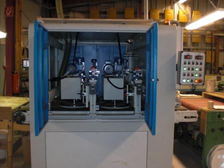 Bürsten- Strukturier- Glätt- Maschinen (3)