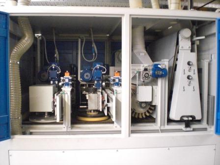 Bürsten- Strukturier- Glätt- Maschinen (4)