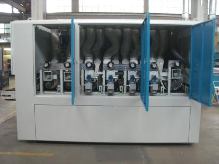 Bürsten- Strukturier- Glätt- Maschinen (8)