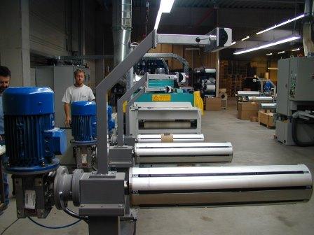 Furnierrollen-Beschichtungsanlagen (3)