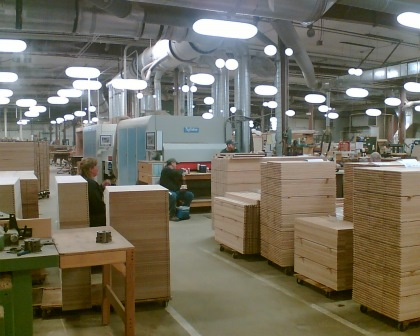 Furniture Production Lines (4)