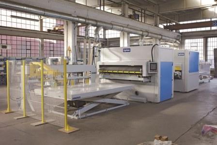 Sperrholz- Produktionsanlagen (1)