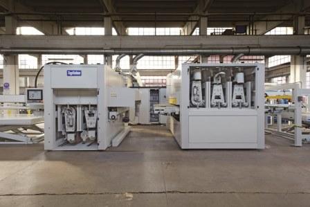 Sperrholz- Produktionsanlagen (2)