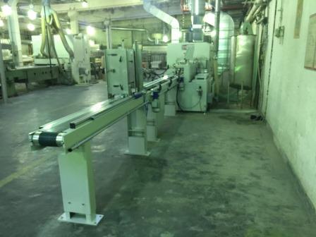 Vakuum- Lackieranlage für Rahmenteile (6)